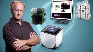 Ben Heck Kickstarts his OUYA Portable Build Part 1
