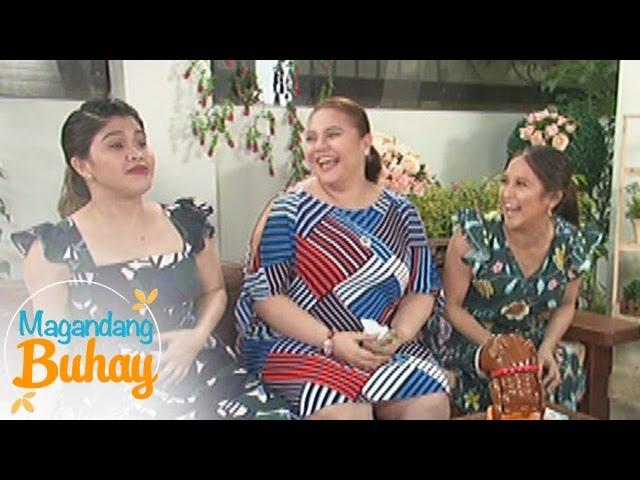 Magandang Buhay: Momshies play a game