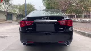 Toyota Reiz Installed SIN Electric Exhaust Valve Kit