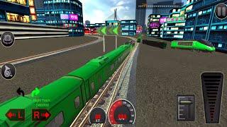 City Train Driver Simulator 2019: Free Train Games - Gameplay Android, iOS screenshot 5
