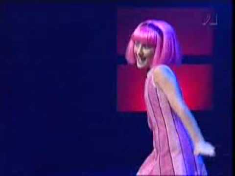 LazyTown - Bing Bang Dance