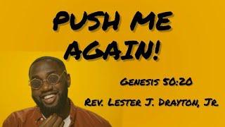 Push Me Again!