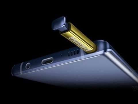 Samsung Galaxy Note 9 Live Launch Event