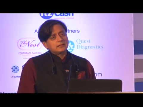 Chief Guest Address : Shashi Tharoor, Member of Parliament , Govt of India