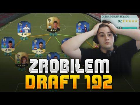 DRAFT 192!!!!!!!!! ZROBIŁEM!!!! :DD   FIFA