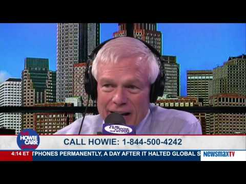 The Howie Carr Show | The News of the Day
