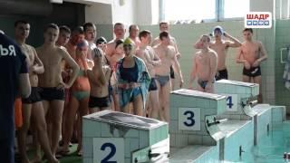 Сдача норм ГТО по плаванию (2017-03-15)