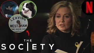 ¡FINAL EXPLICADO! The Society Netflix