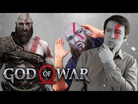 ВРАНЬЁ ГАЛАКТИЧЕСКОЕ?! Обзор God Of War 2018 - ТОЧНО без спойлеров