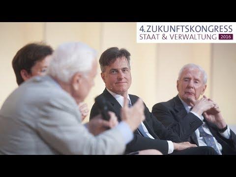 Keynote: Günter Weinrauch, CIO des ADAC e.V. – Zukunftskongress Staat & Verwaltung 2016