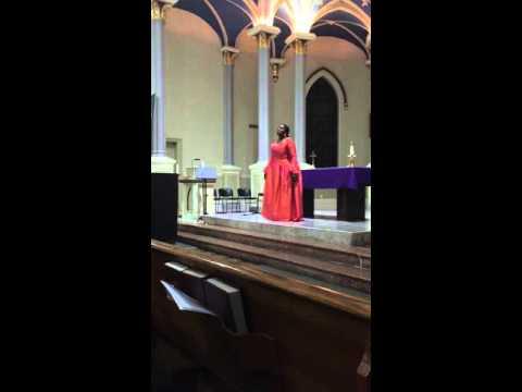 Valerie Jones-Francis- Calvary by Betty Jackson-King