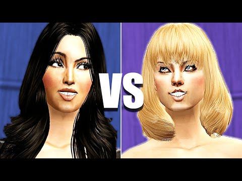 Kim Takes Taylor to Court (Kardashians Spoof)