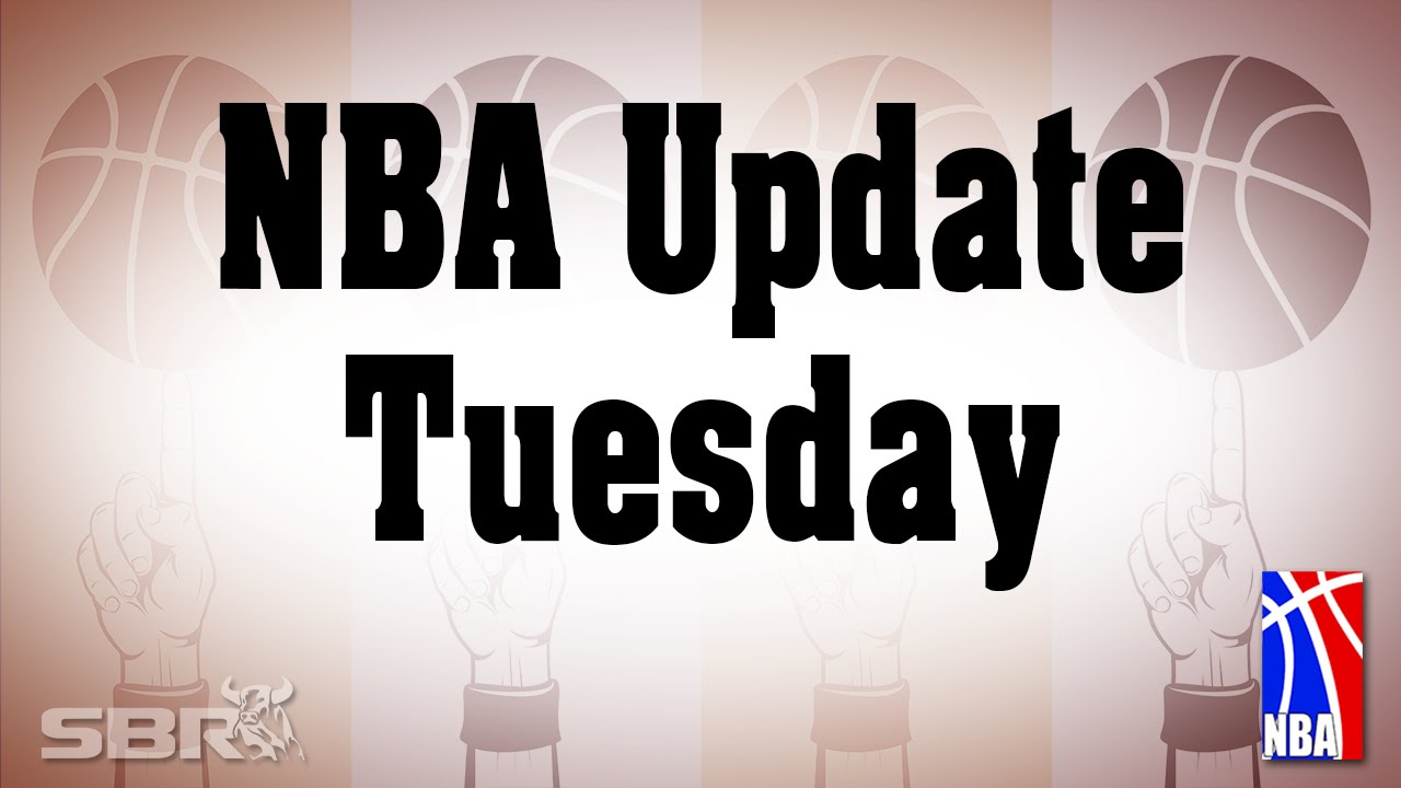 Tuesday NBA SnapShot: Today on Sportsbook Review - YouTube