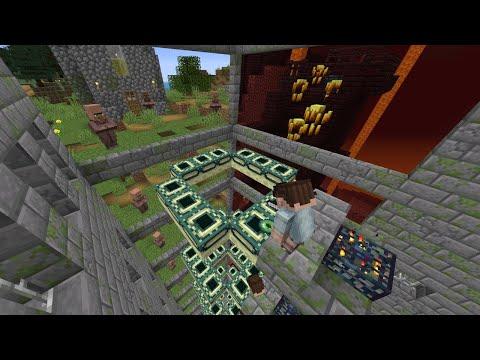 Non-Euclidean Minecraft Speedrun Any% [4:01 WR]  