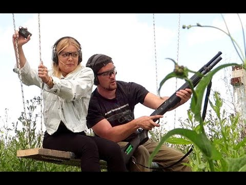 Тюнинг отечественного оружия.