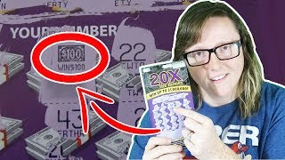 I Spent $100 On Lottery And THIS HAPPENED! NO WAY!