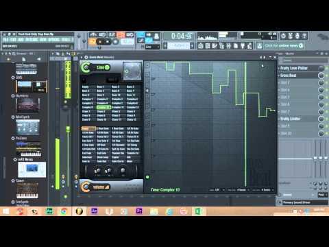 How to use gross beat In Fl Studio 12 (Tutorial)