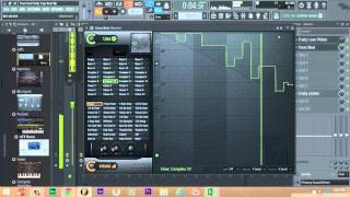 How to use gross beat In Fl Studio 12 (Tutorial)