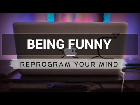 Being Funny affirmations mp3 music audio - Law of attraction - Hypnosis - Subliminal