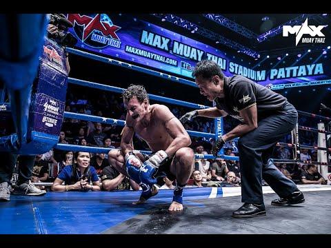 MAX MUAY THAI 2019 - วันที่ 14 Apr 2019
