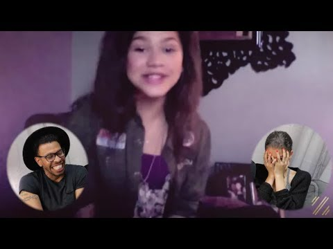 Watch Me React To My First YouTube Vids