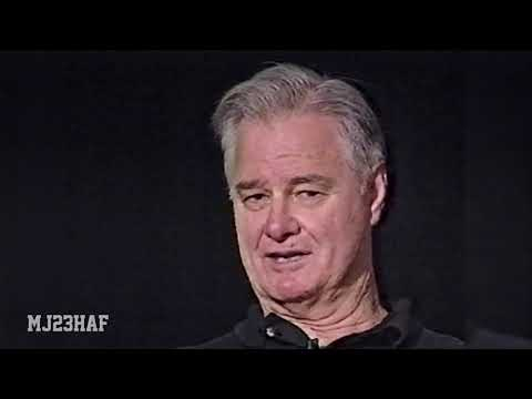 Tex Winter on How Michael Jordan Accepted the Triangle Offense 1992
