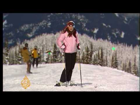Unpredictable weather at the Winter Olympics - AJE Sport
