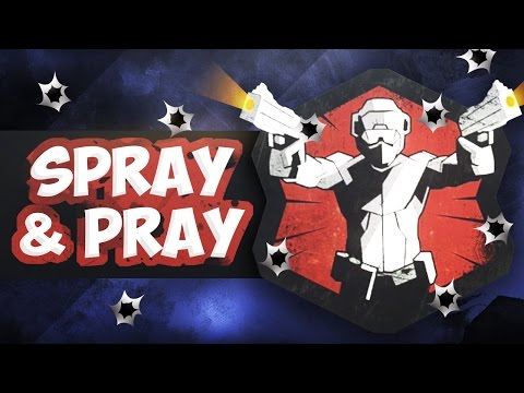 BO3 S&D - SPRAY and PRAY - Gung Ho is weird...