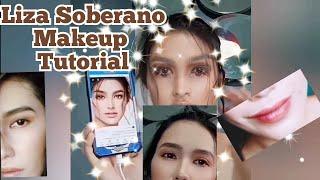 Liza Soberano Makeup Look