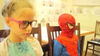Baby Heroes 5: Hulk, Spiderman, and Pink Girlpool Superheroes amusing in real life comic   || $ 135