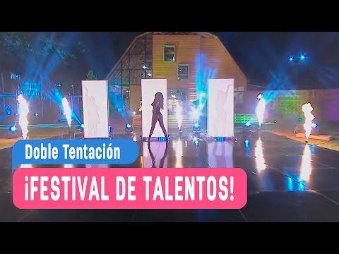 Doble Tentación - ¡Festival de Talentos! / Capítulo 36
