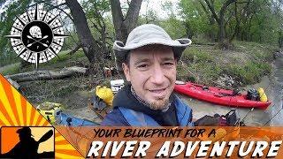 How To Plan A Weekend River Kayak Camping Trip