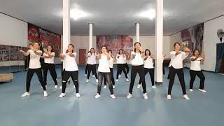 Eh Macarena/line Dance/high Beginner/gdc Merauke