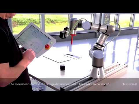 UR+ Solution Vison Guided Robotics