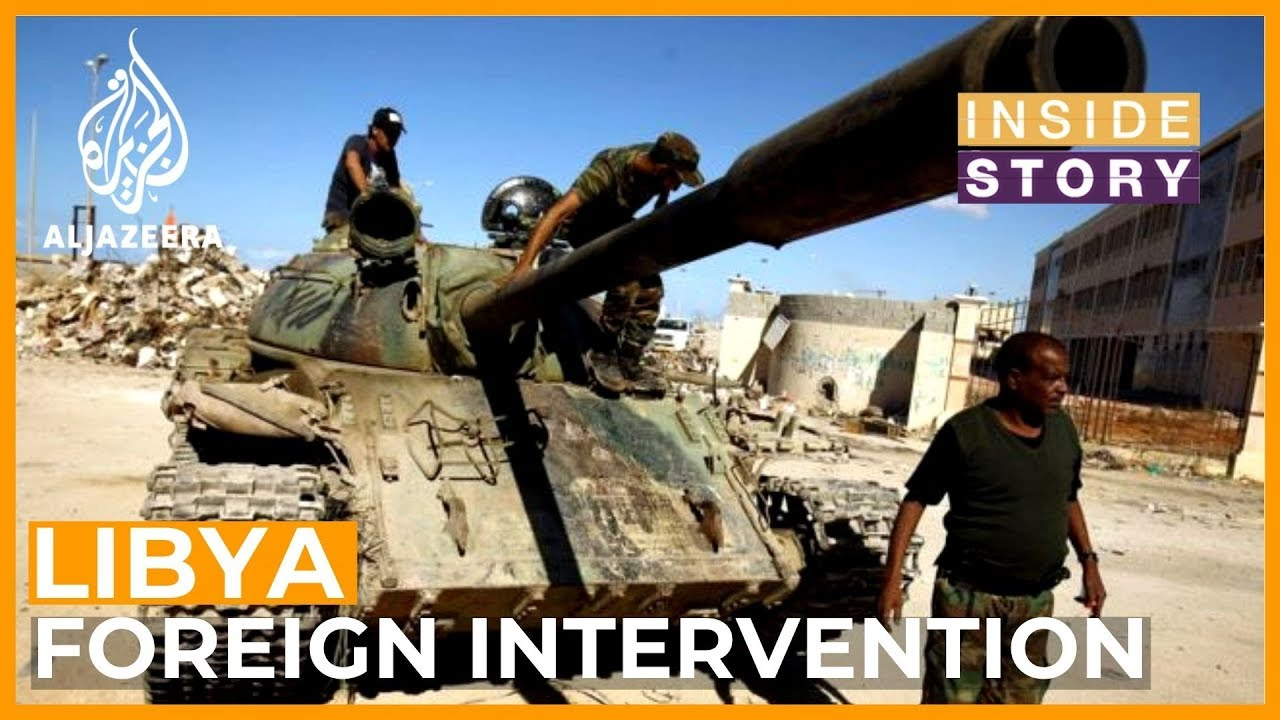 How's outside intervention shaping Libya's future? | Inside Story