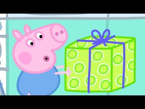 Peppa Pig En Español - ¡Feliz cumpleaños, George! - Capitulos Completos