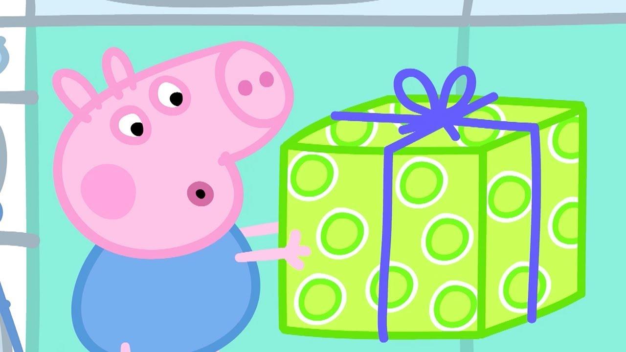 Peppa Pig En Español Feliz Cumpleaños George Capitulos