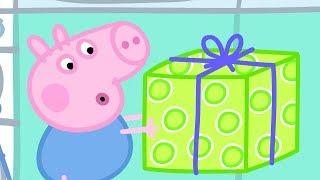 Peppa Pig En Español - ¡Feliz cumpleaños, George! - Capitulos Completos - Dibujos Animados