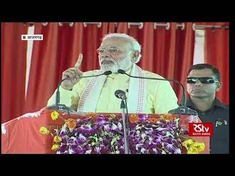 PM Modi criticises Congress for its stand on triple talaq