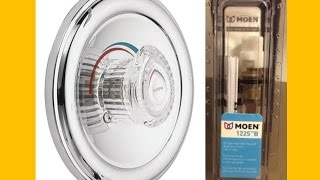 Repair Moen Single Handle Shower Faucet