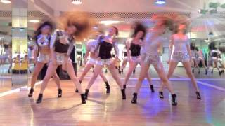 TOPGIRL Dance Team(The Pussycat Dolls - When I Grow Up)