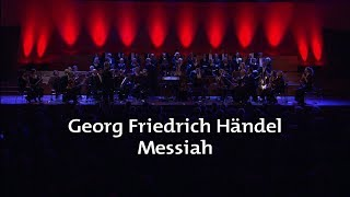 Händel: Messiah/ Winkel, Romberger, Bostridge, Miles/ Andreas Spering / DRP