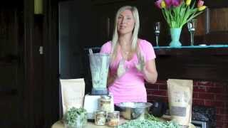 Raw Sour Cream Onion Kale Chips