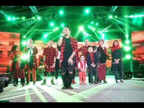 Gen Halilintar (LIVE) Concert - Tuhan You're So Amazing song - At Jakarta Fair Kemayoran 2016