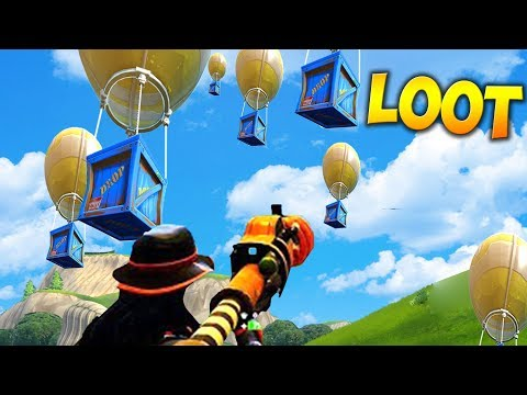 Fortnite Loot Drop