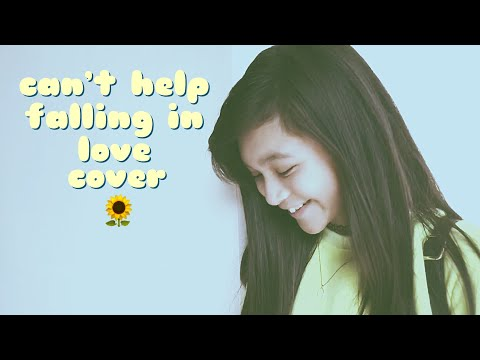 Camille Santos (Cover) - Can't help falling in love with you by Elvis Presley