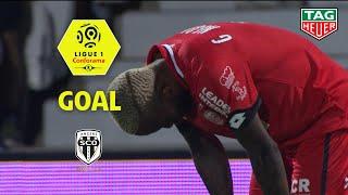 Goal Glody NGONDA (50' csc) / Angers SCO - Dijon FCO (2-0) (SCO-DFCO) / 2019-20