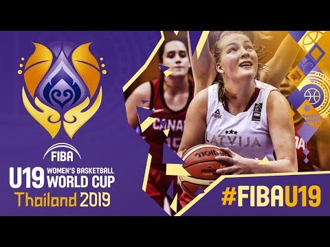 2019 FIBA Under-19 Women's Basketball World Cup