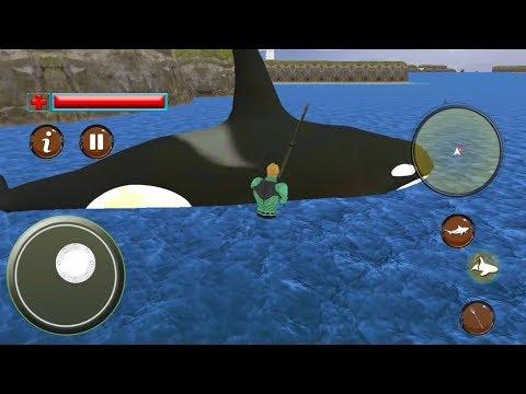 ► Multi Aqua Shark Hero Vs Sea Animals Full Gameplay Walkthorugh