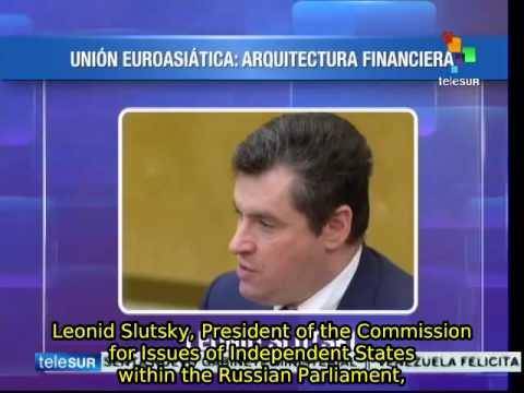 Eurasian Union aims to have its own currency
